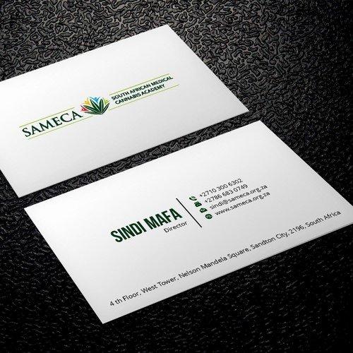Non Profit Business Cards Elegant Business Cards for Non Profit organisation