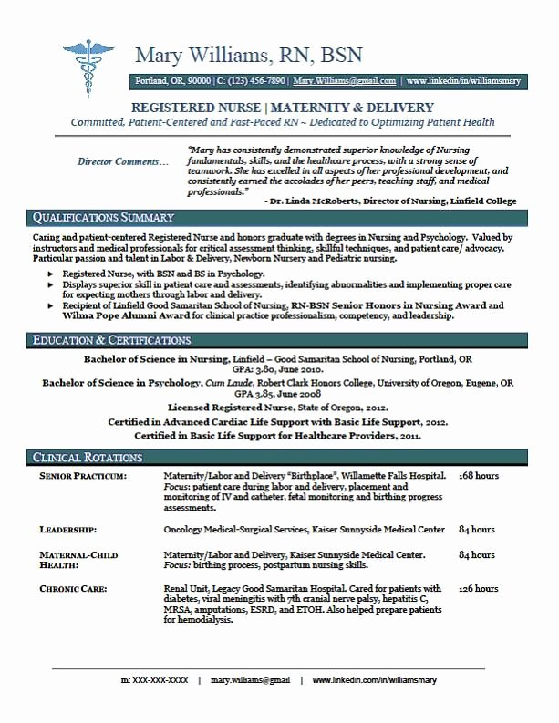 Nursing Clinical Experience Resume New Clinical Experience On Nursing Resume Google Search Nursing School Pinterest