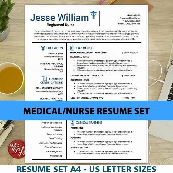 Nursing Student Resume Template Word Best Of Nursing Resume Template for Ms Word Cover Letter Nurse
