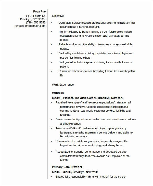 Nursing Student Resume Template Word Luxury 15 Nurse Resume Templates Pdf Doc
