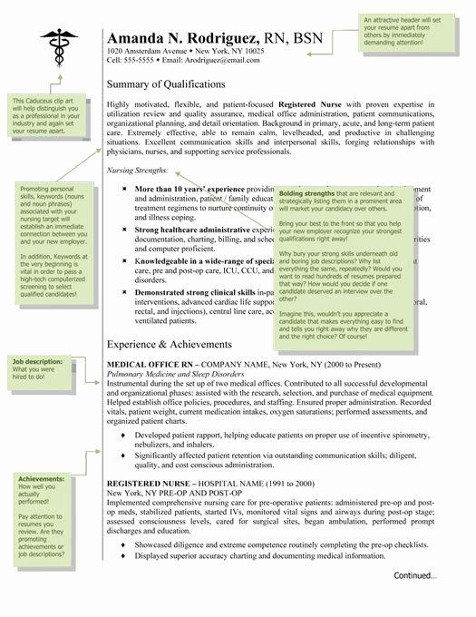 Nursing Student Resume Templates Awesome Nursing Resume Template Resume Writing