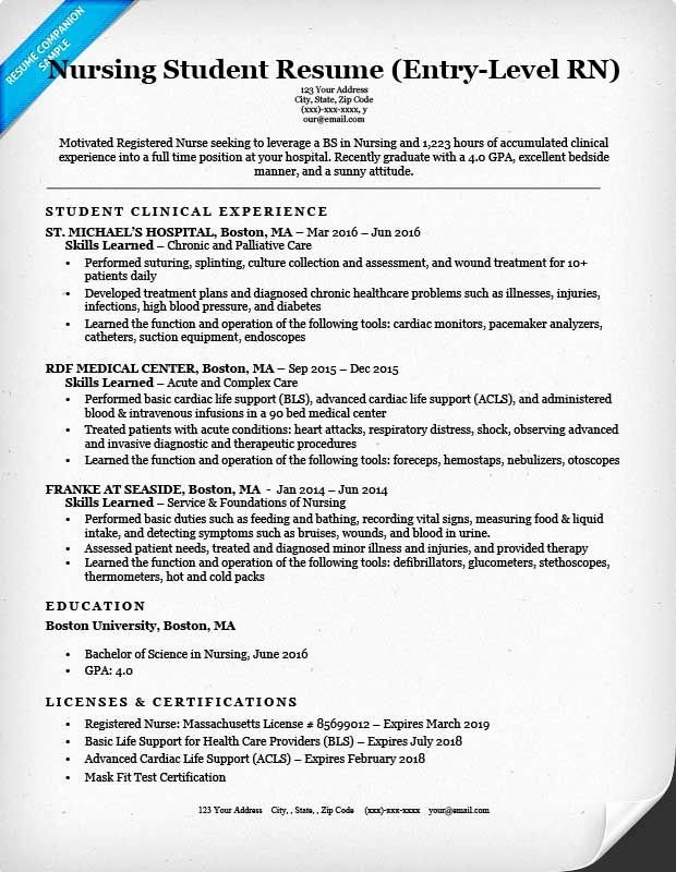 Nursing Student Resume Templates Unique Nurse Cv & Resume Templates 😀 Save the Pin In Your Collection Feel Free to Tag or