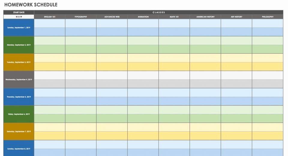 Nursing Time Management Sheet Fresh 28 Free Time Management Worksheets