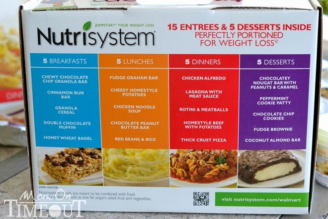 Nutrisystem Meal Planner Download Best Of Nutrisystem S 5 Day Weight Loss Kit Test Drive Nutri5daykit Mom Timeout