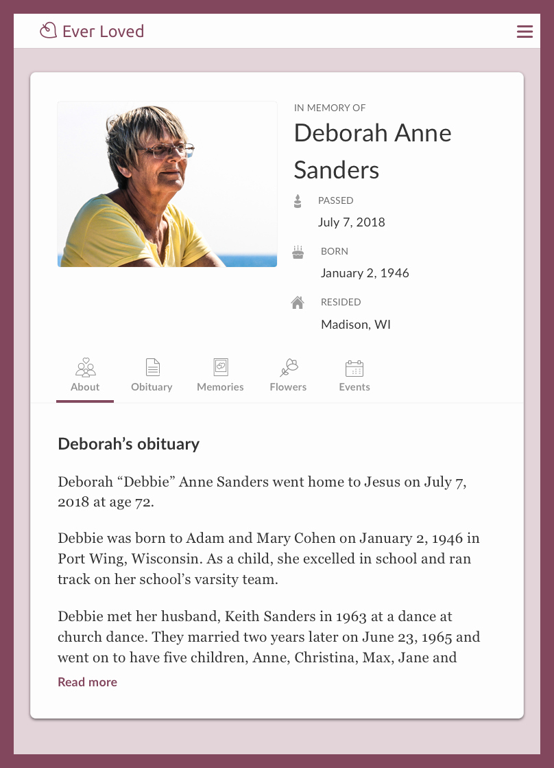 Obituary Sample for Mother New top Free Obituary Templates