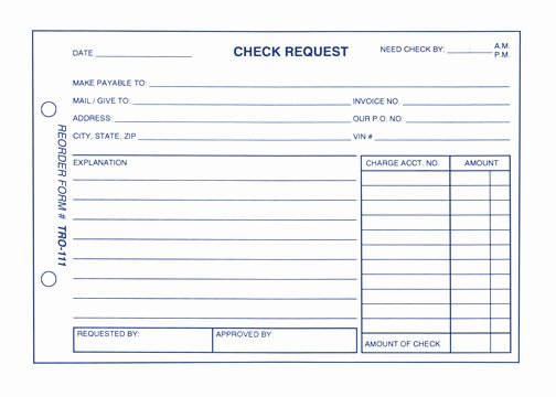 Office Supply Request form Best Of Check Request form