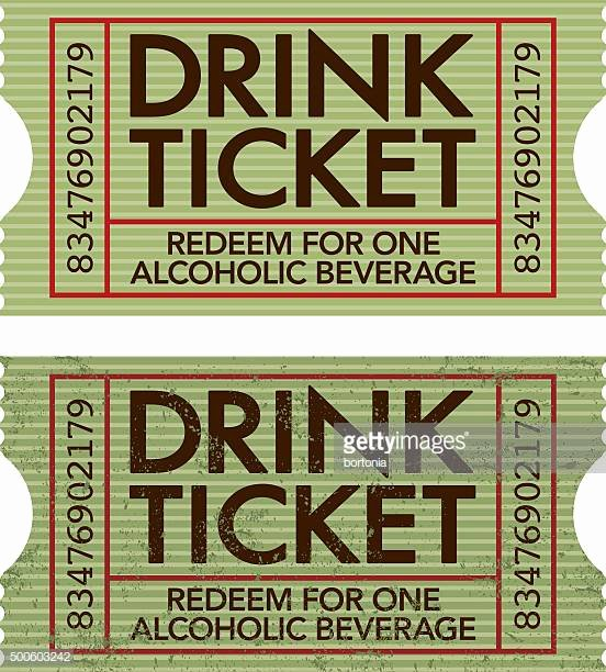 Old Fashioned Movie Ticket Awesome Ticket Stub Stock Illustrations and Cartoons