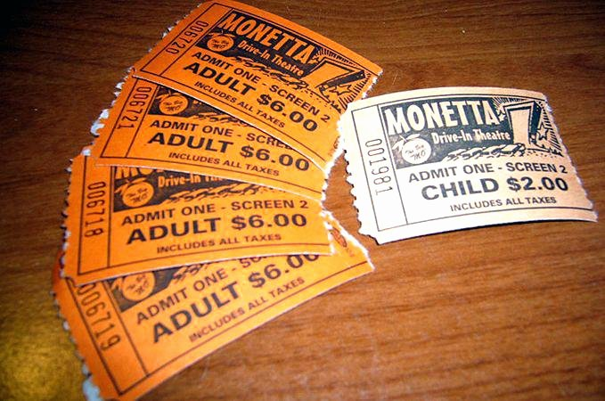 Old Fashioned Movie Ticket Fresh Old Fashioned Movie Ticket Stubs Prices Set to Rise – Ahegao