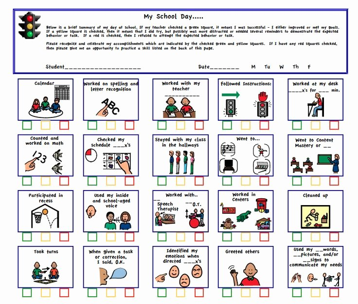 On Task Behavior Chart Best Of 268 Best Behavior Reward Charts Images On Pinterest