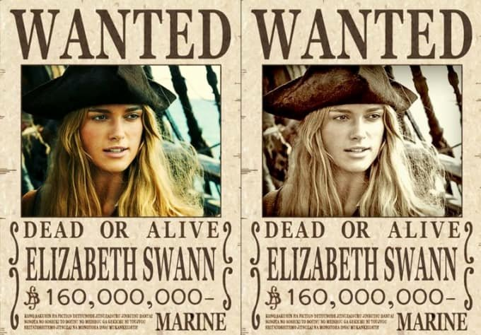 One Piece Wanted Poster Maker Awesome Make 2 Super Cool One Piece Wanted Posters From Your Photo by Hirestaff