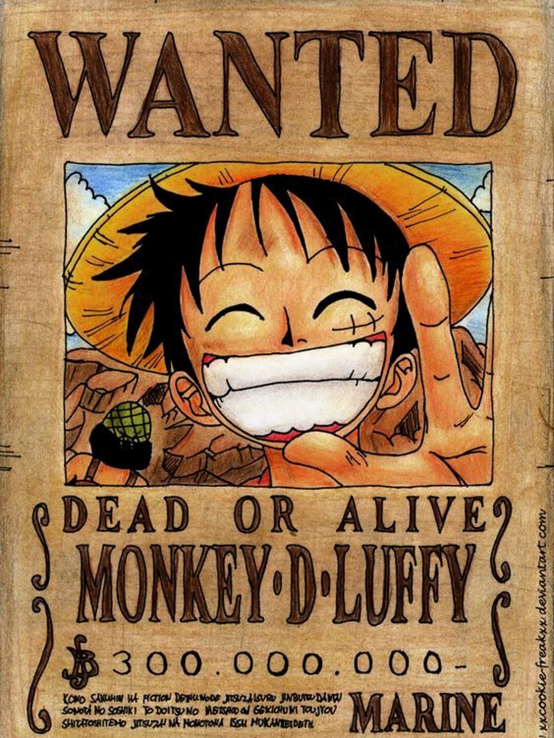 one piece end ending