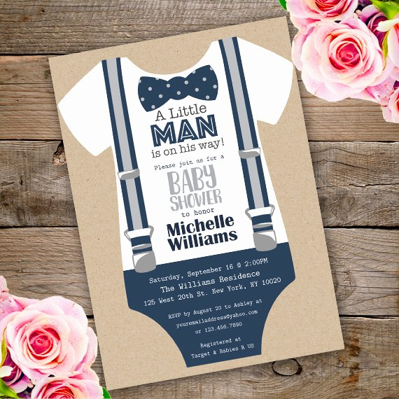 Onesie Baby Shower Invitations Template Beautiful Esie Shower Invitation Templateparty Printables