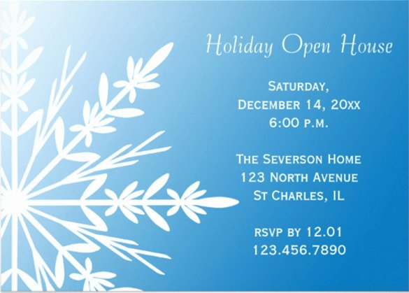 Open House Invitation Templates Free Awesome 25 Open House Invitation Templates Free Sample Example format Downlaod