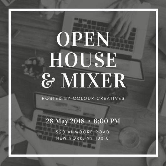 Open House Invitation Templates Free Awesome Customize 498 Open House Invitation Templates Online Canva