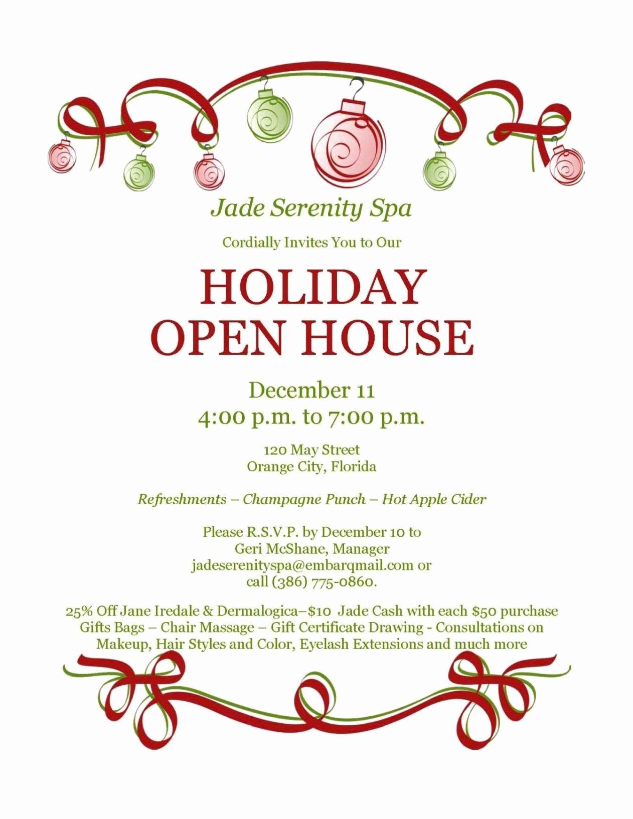 Open House Invitation Templates Free Inspirational Free Open House Invitation Template Sampletemplatess Sampletemplatess