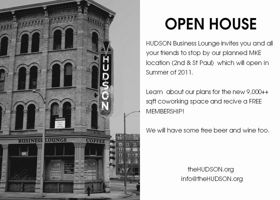 Open House Invitation Templates Free Inspirational Hudson Business Lounge Open House Line Invitations & Cards by Pingg
