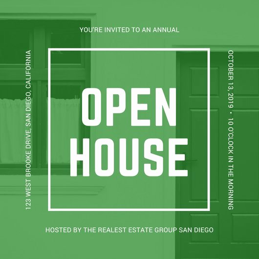 Open House Invitations Templates New Customize 498 Open House Invitation Templates Online Canva