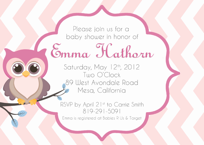 Owl Baby Shower Invitations Templates New Baby Owl Invitations Clipart Clipart Suggest