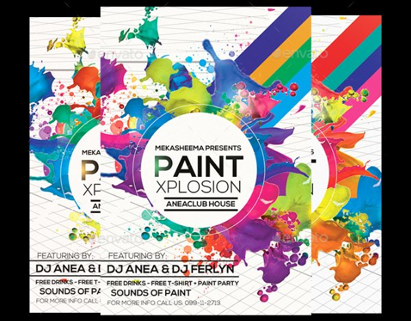 Painting Flyers Templates Free Best Of 18 Painting Flyer Free & Premium Psd Vector Png Eps Ai