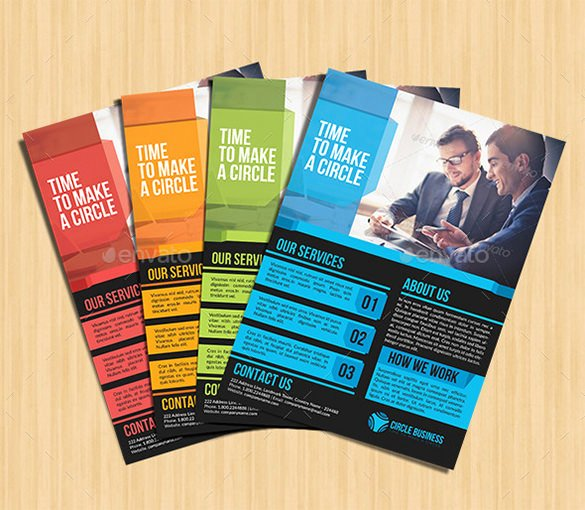 Painting Flyers Templates Free Inspirational 40 Pany Flyer Templates Psd Ai Indesign Word