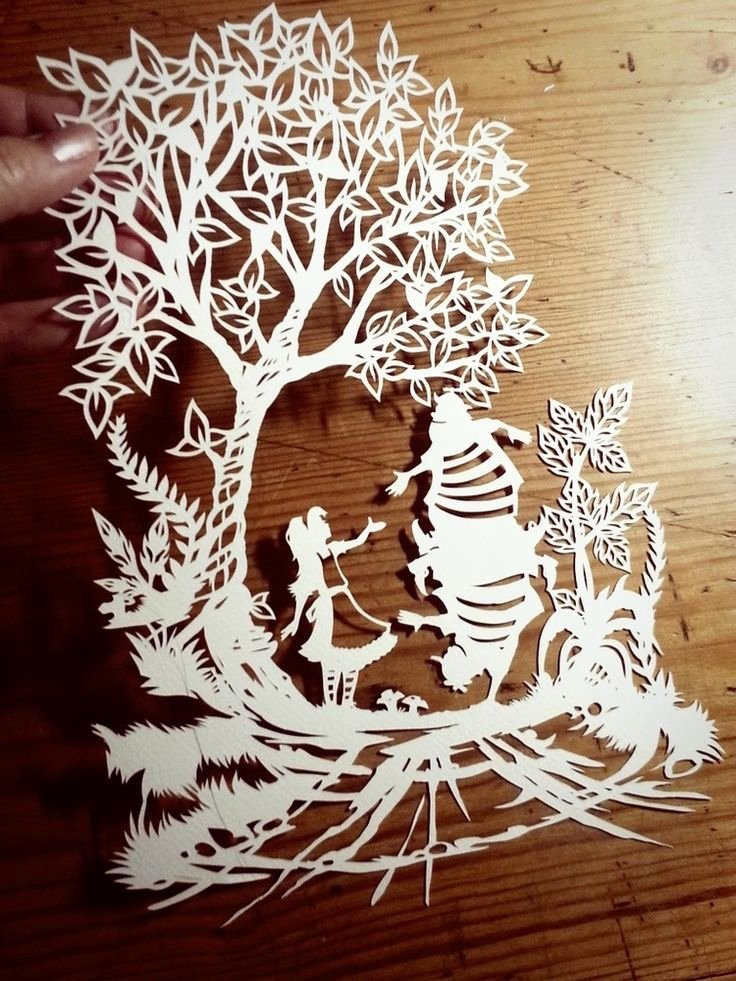 fairy tale cut outs