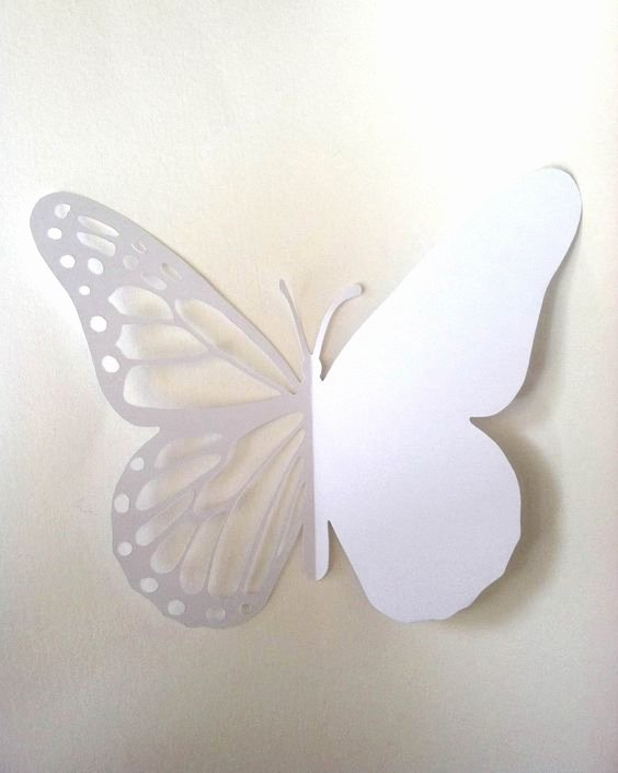 Paper Cut Out Templates Luxury butterfly Card Printable Paper Cutting Template Paper Cut Out Giochi Di Carta
