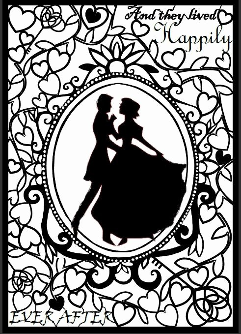 Paper Cut Out Templates Luxury Paper Cut Art Template Wedding Fairytale Template Size A4 Papercut