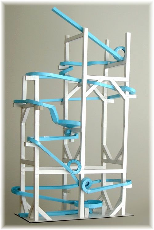Paper Roller Coaster Blueprints Best Of I Built This Paper Roller Coaster while Creating the