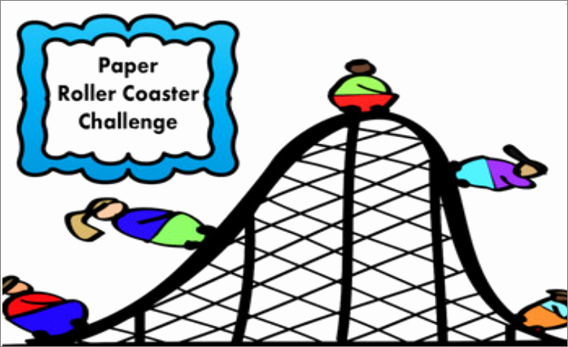 Paper Roller Coaster Blueprints Best Of Lesson Plans