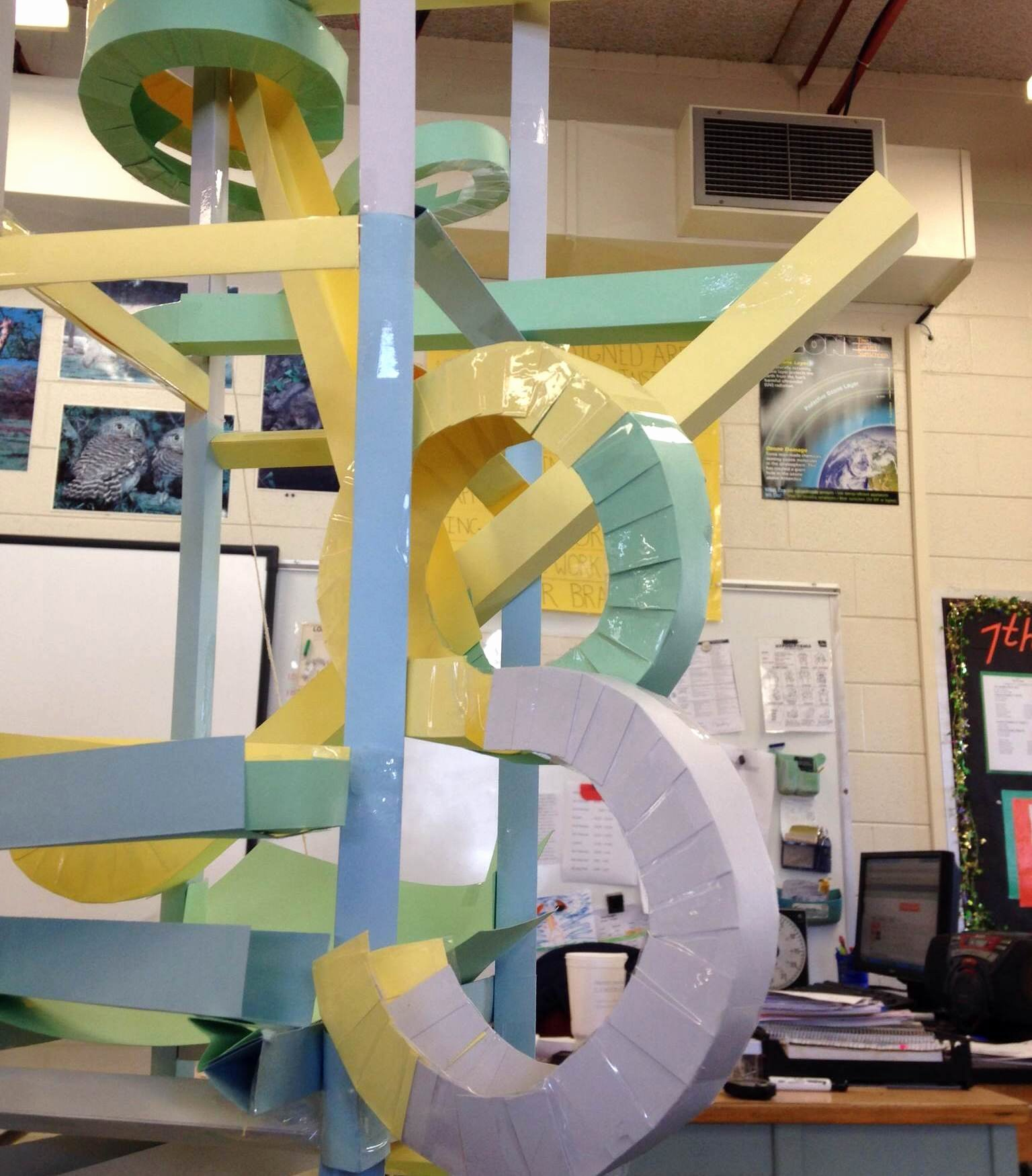 Paper Roller Coaster Blueprints Inspirational Paper Roller Coasters
