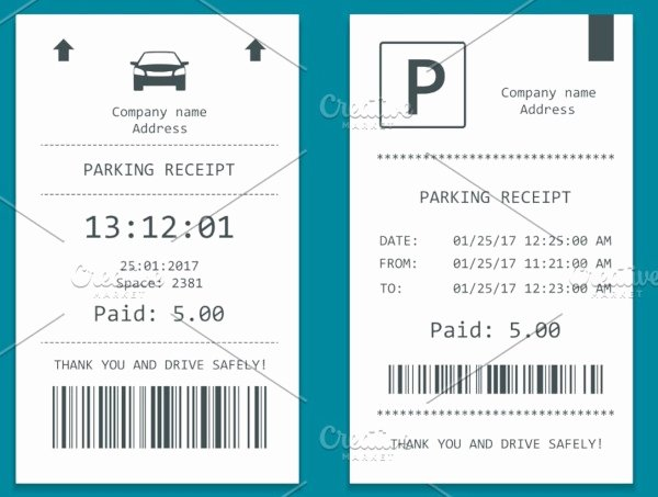 Parking Ticket Template Word Lovely 17 Parking Ticket Templates In Ai Word Pages Publisher Psd