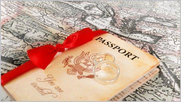 Passport Invitation Template Free Inspirational 13 Passport Invitation Templates Free Psd Vector Eps