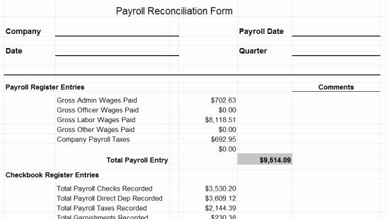 Payroll Reconciliation Excel Template Fresh Index Of Cdn 11 2011 99