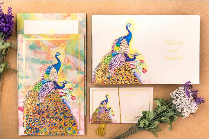 Peacock Invitations Template Free Elegant 10 Awesome Indian Wedding Invitation Templates You Will Love