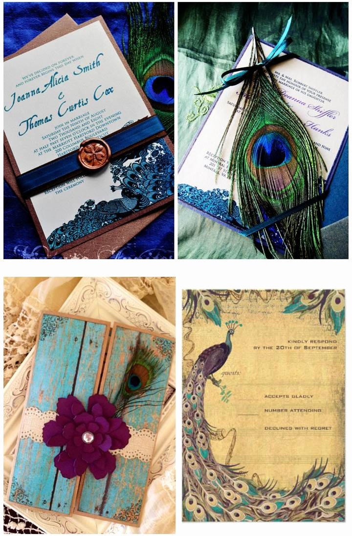 Peacock themed Wedding Invitations Elegant How to Plan A Peacock – themed Indian Wedding Blog