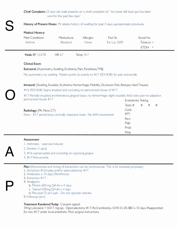 Pediatric soap Note Template Elegant the 25 Best Nursing Documentation Examples Ideas On Pinterest