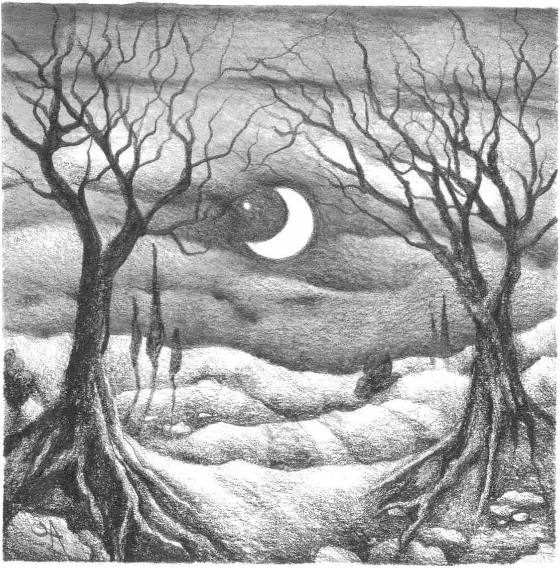 Pencil Sketches Of Nature Inspirational Nature Paintings Search Result at Paintingvalley