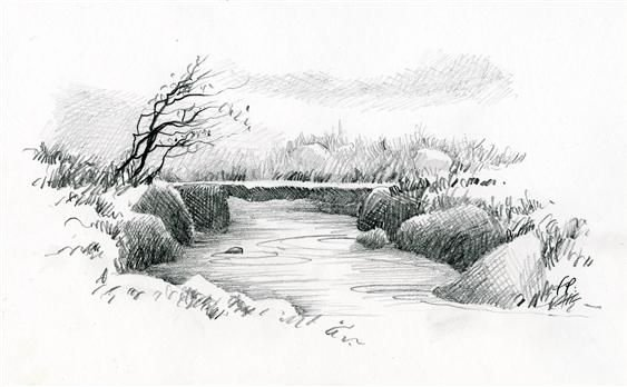 Pencil Sketches Of Nature Unique Pencil Drawings Drawings and Google On Pinterest