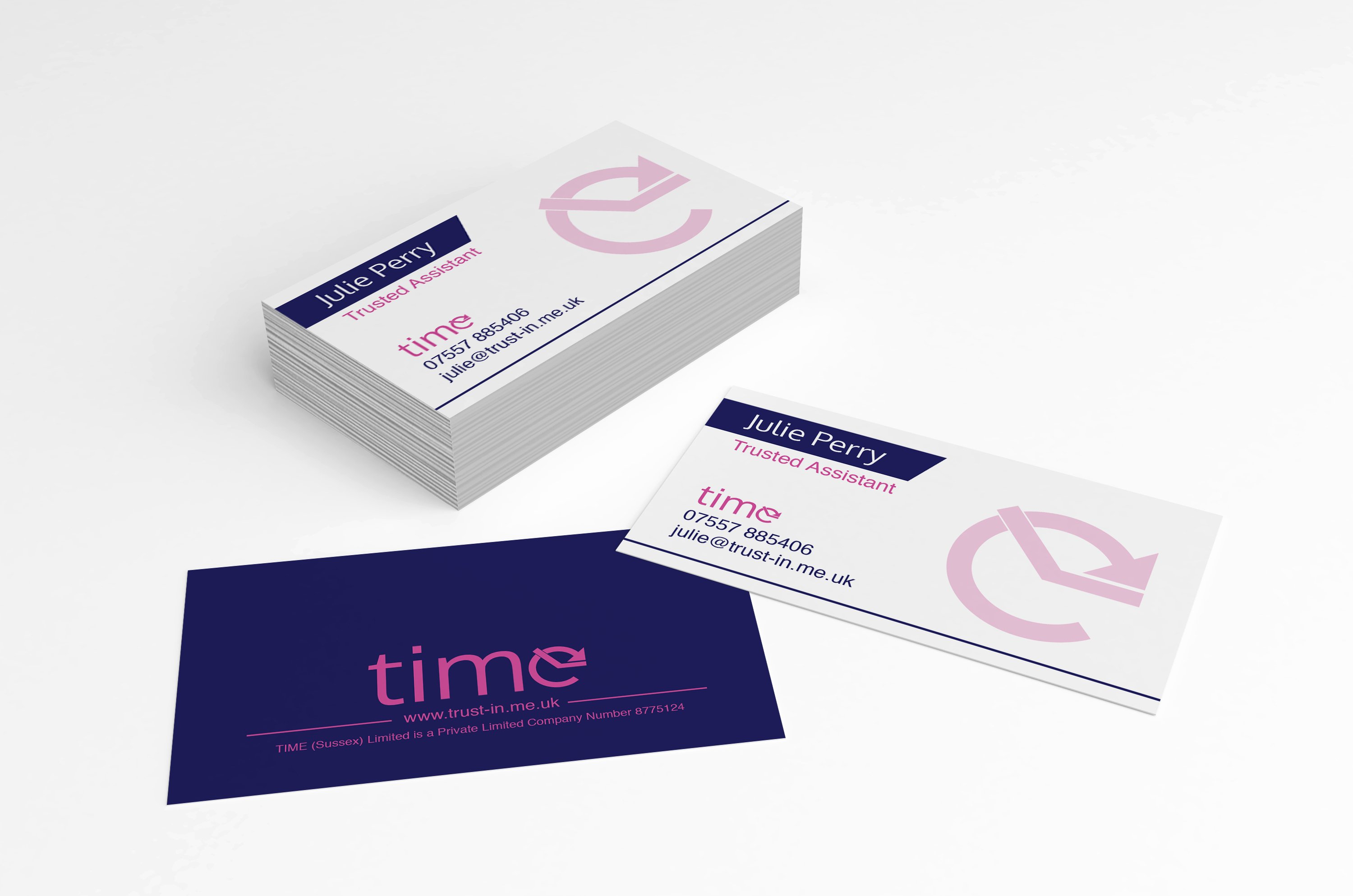 Personal assistant Business Cards Best Of andrew John Design Trusted assistant Stationary