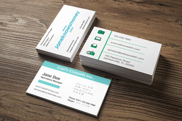 Personal assistant Business Cards Lovely Business Card Template How to Make A Card that Stands Out