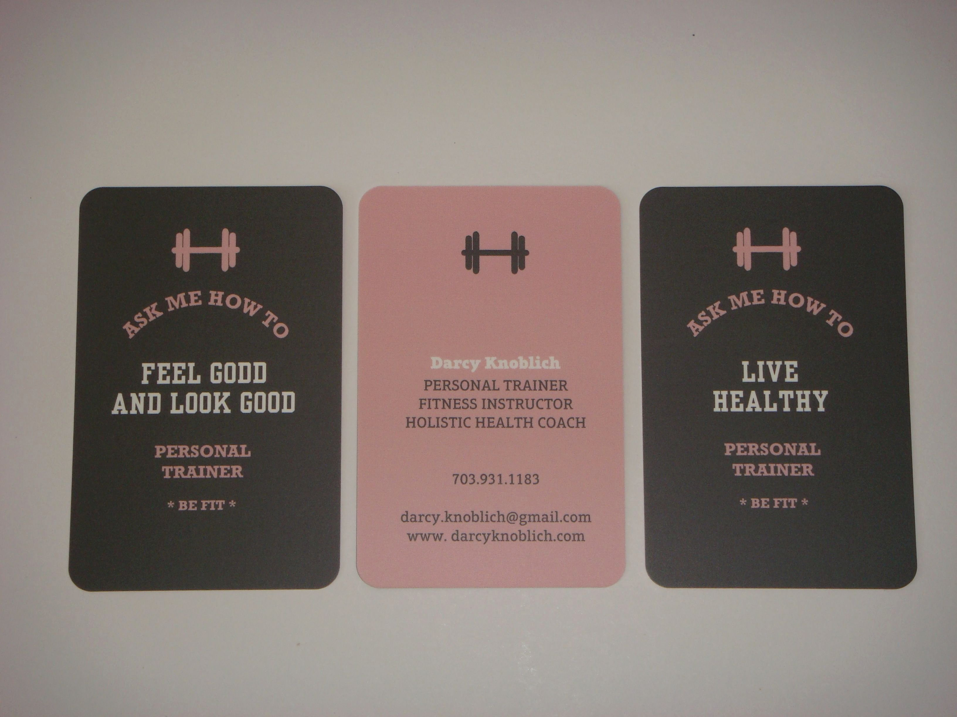 Personal Trainers Business Cards Unique Best 25 Personal Trainer Business Cards Ideas On Pinterest