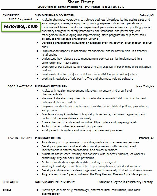Pharmacy Technician Resume Objective Best Of Pharmacy Technician Apprentice Resume 2