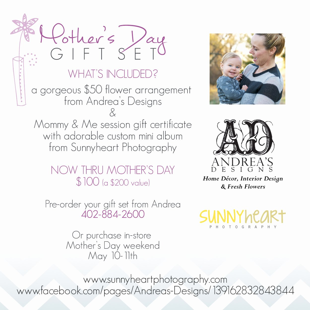 Photo Session Gift Certificate Beautiful Special Sessions Archives Sunnyheart Photography