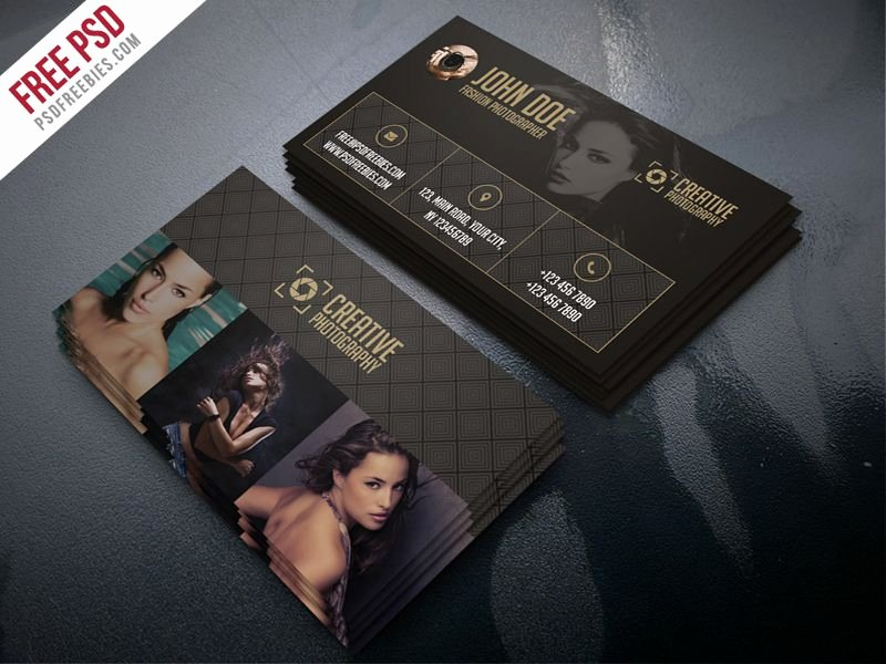 Photographer Business Card Template New Download Fashion Grapher Business Card Template Free Psd This Grapher Business Card