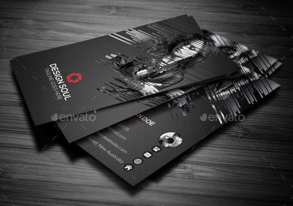 Photographer Business Card Template Unique Awesome Grapher Business Cards Templates Best Graphic Templates