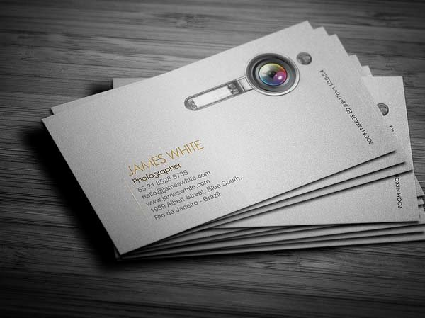 Photography Business Card Design Best Of Creative Business Card Daquan 26 Creative Enterprises and Individual Business C