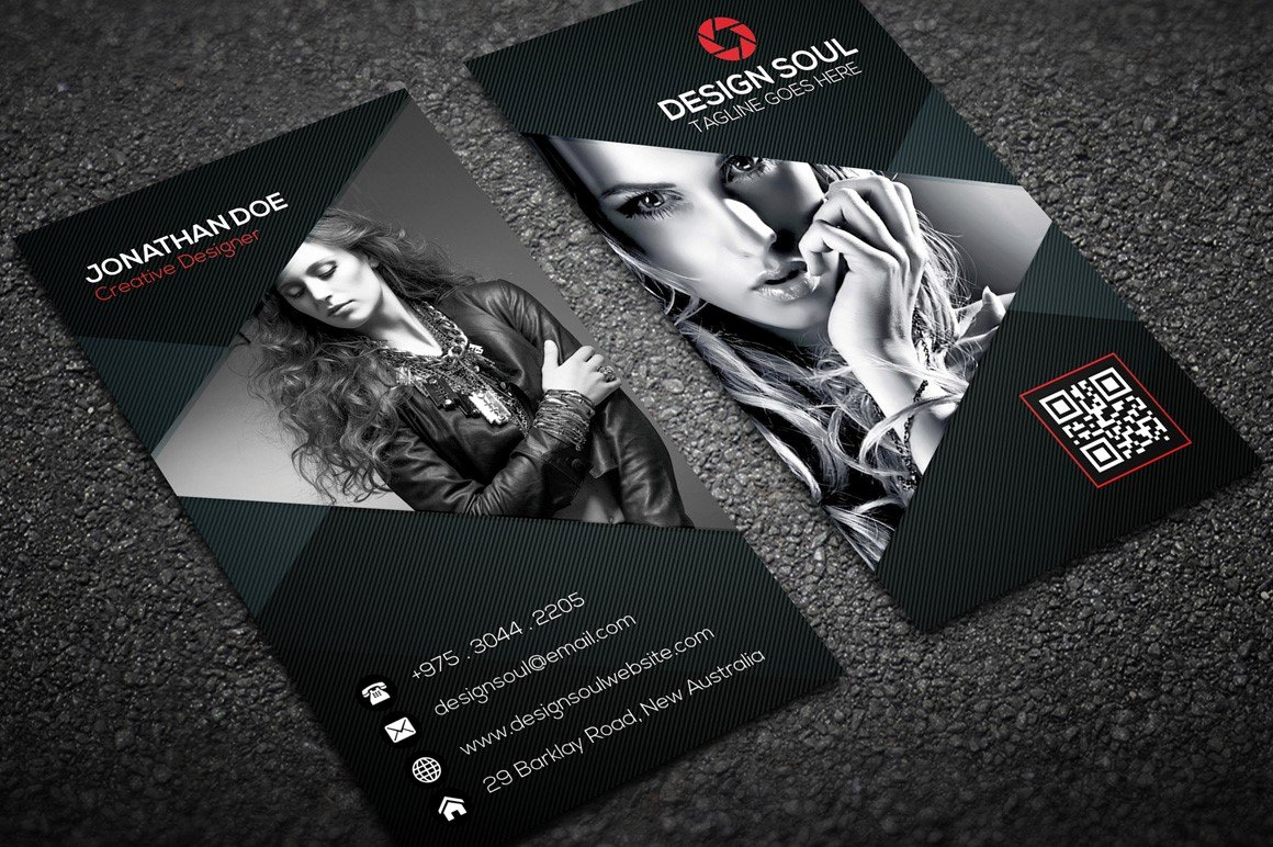 Photography Business Card Design Luxury 5 Tips to Design A Business Card – Designimo