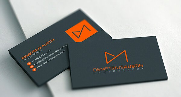 Photography Business Card Design New 30 Creative Business Card Designs for Graphers