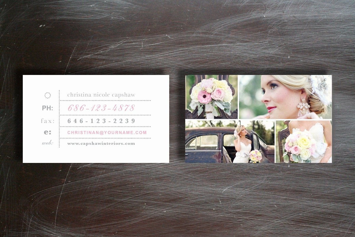 Photography Business Card Examples Awesome Business Card Template Graphy Business Card