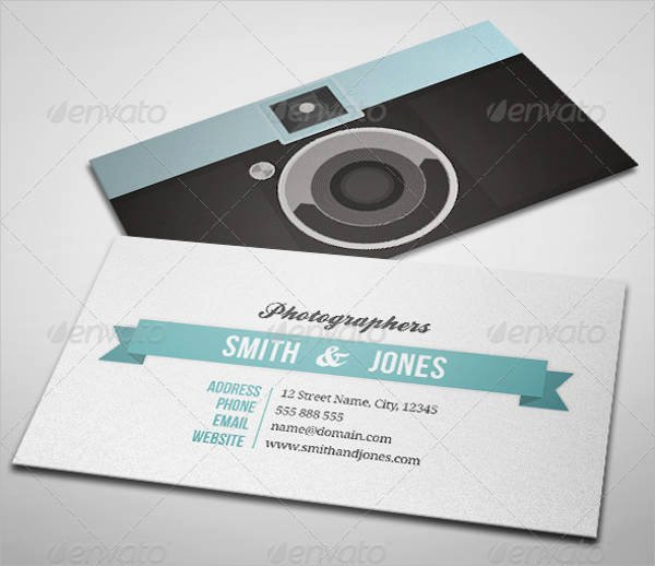 Photography Business Card Examples Inspirational 49 Business Card Designs & Templates Psd Ai Vector Eps